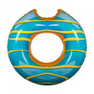 Σαμπρέλα Φουσκωτό Σωσίβιο Ντόνατ - Μπλε