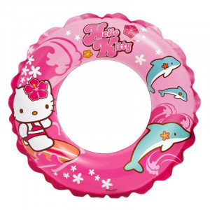 Φουσκωτό Σωσίβιο για Παιδιά Hello Kitty