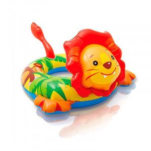 Φουσκωτό Σωσίβιο για Παιδιά INTEX Λιοντάρι