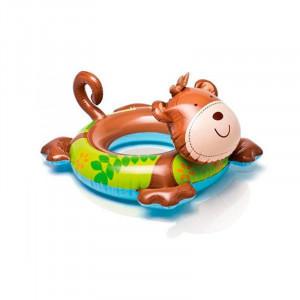 Φουσκωτό Σωσίβιο για Παιδιά INTEX Πίθηκος