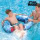 Σαμπρέλα Φουσκωτό Σωσίβιο με Χειρολαβές Star Wars - Μπλε