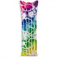 Φουσκωτό Στρώμα INTEX Flower - Ροζ