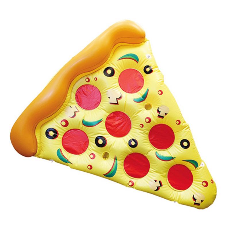 Φουσκωτό Στρώμα Pizza (1 Κομμάτι) 180cm