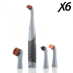 Ηλεκτρική Βούρτσα Καθαρισμού Ακριβείας X6 Turbo Brush