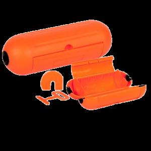 Κουτί Προστασίας Σύνδεσης Πριζών Πλαστικό HOMie 321844 - Πορτοκαλί