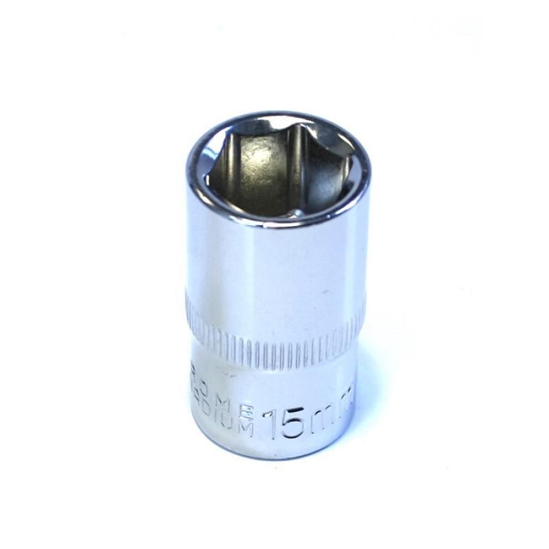 Καρυδάκι εξάγωνο Haka Tools 1/2' 15mm