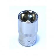 Καρυδάκι εξάγωνο Haka Tools 1/2' 17mm