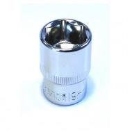 Καρυδάκι εξάγωνο Haka Tools 1/2' 19mm