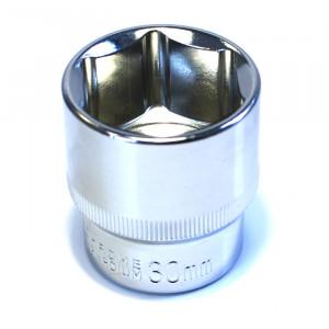 Καρυδάκι εξάγωνο Haka Tools 1/2' 30mm