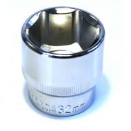 Καρυδάκι εξάγωνο Haka Tools 1/2' 32mm