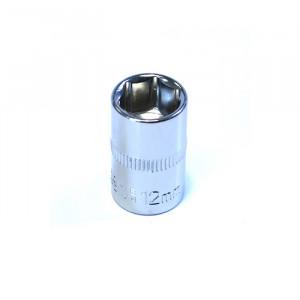 Καρυδάκι εξάγωνο Haka Tools 3/8' 12mm