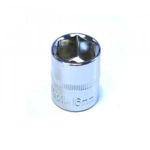 Καρυδάκι εξάγωνο Haka Tools 3/8' 16mm
