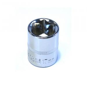 Καρυδάκι εξάγωνο Haka Tools 3/8' 17mm
