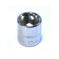 Καρυδάκι εξάγωνο Haka Tools 3/8' 20mm