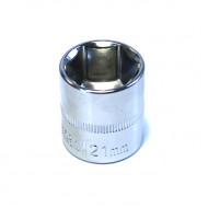 Καρυδάκι εξάγωνο Haka Tools 3/8' 21mm