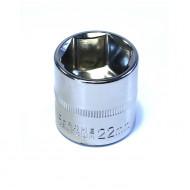 Καρυδάκι εξάγωνο Haka Tools 3/8' 22mm