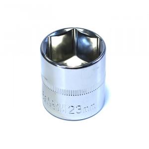Καρυδάκι εξάγωνο Haka Tools 3/8' 23mm