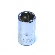 Καρυδάκι εξάγωνο Haka Tools 1/4' 10mm