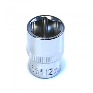 Καρυδάκι εξάγωνο Haka Tools 1/4' 12mm