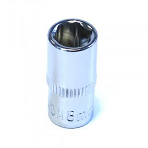 Καρυδάκι εξάγωνο Haka Tools 1/4' 8mm