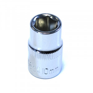 Καρυδάκι εξάγωνο Haka Tools 3/8' 10mm
