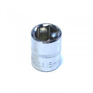 Καρυδάκι εξάγωνο Haka Tools 3/8' 15mm