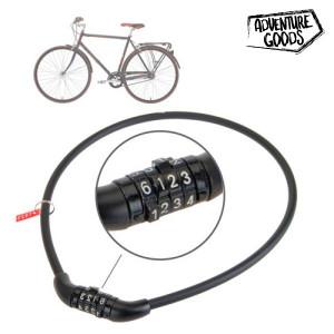 Κλειδαριά ποδηλάτου με συνδυασμό Adventure Goods