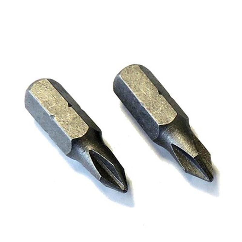Μύτες για κατσαβίδι PH1 25mm (2 τεμάχια)