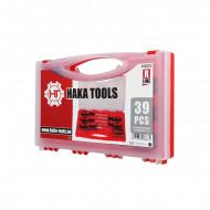 Σετ κατσαβιδιών Haka Tools 39 κομμάτια