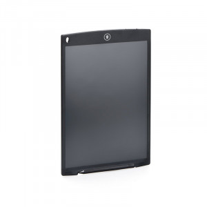 "E-notepad Ηλεκτρονικό Σημειωματάριο LCD 12"" - Μαύρο"