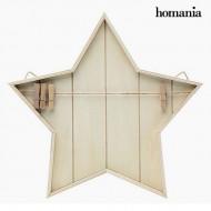 Διακοσμητικό Αστέρι Homania 4240