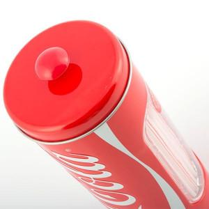 Δοχείο για καλαμάκια Coca-Cola