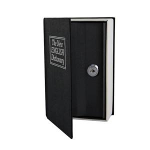 Χρηματοκιβώτιο Λεξικό - Μαύρο