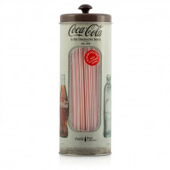 Δοχείο για καλαμάκια Vintage Coca-Cola