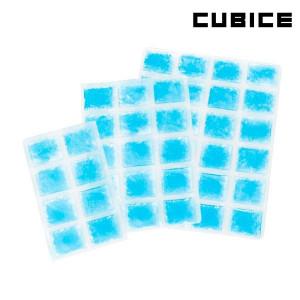 Παγοκύστες Cubice InnovaGoods (3 τεμάχια)