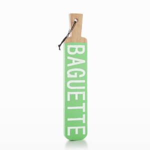 Σανίδα κουζίνας για ψωμί Vintage Baguette Wagon Trend - Πράσινο