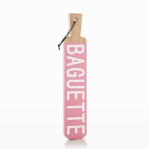 Σανίδα κουζίνας για ψωμί Vintage Baguette Wagon Trend - Ροζ