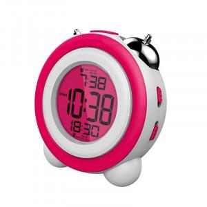 Ρολόι Ξυπνητήρι Daewoo DCD-220PK - Ροζ