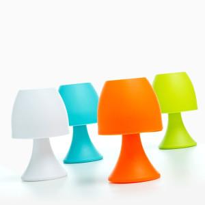 Διακοσμητική λάμπα LED Shine Inline - Τιρκουάζ
