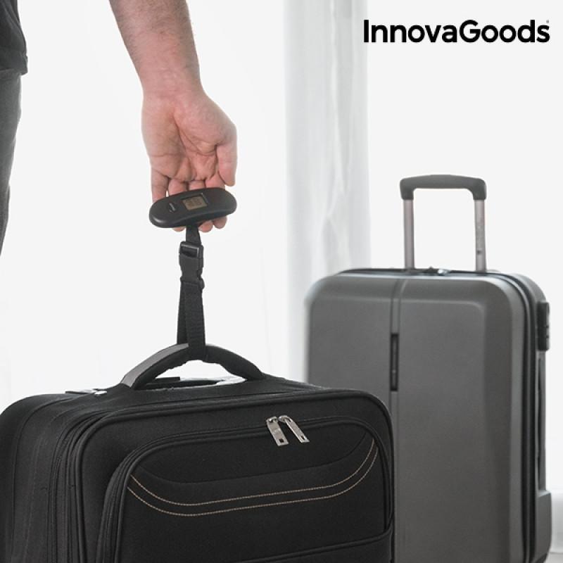 Ψηφιακή ζυγαριά ακριβείας για βαλίτσες InnovaGoods