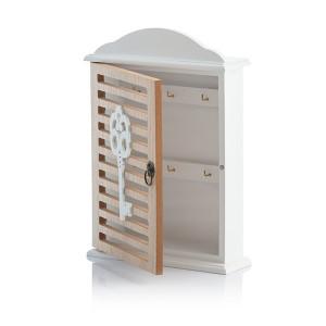 Ξύλινος οργανωτής κλειδιών Closet
