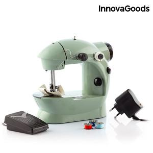 Μίνι ραπτομηχανή InnovaGoods 6V 800 mA - Πράσινη