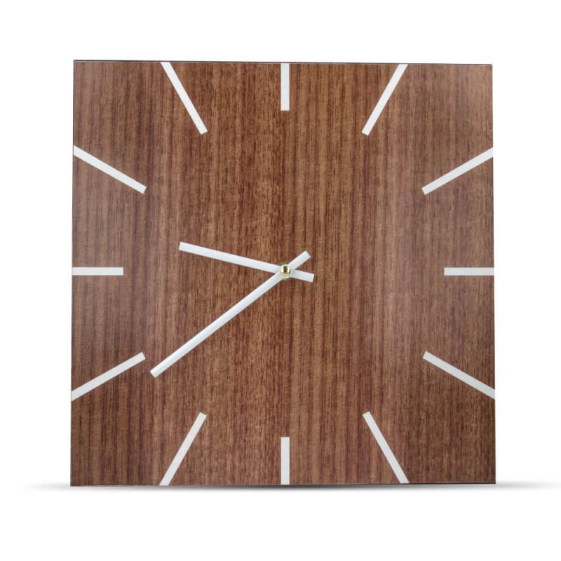 Ρολόι Τοίχου Ξύλινο Two Models