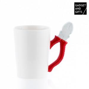 Κούπα με χερούλι πένσα Gadget and Gifts