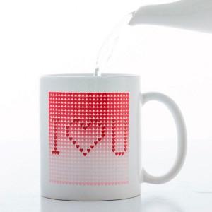 Κούπα κεραμική με μαγικό λογότυπο I Love You