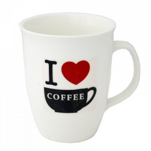 Κούπα Ι LOVE COFFEE 350ml