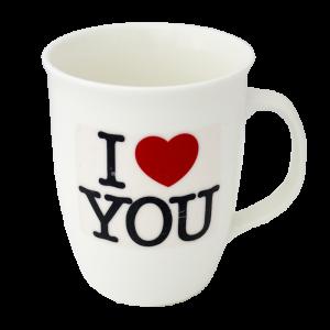 Κούπα Ι LOVE YOU 350ml