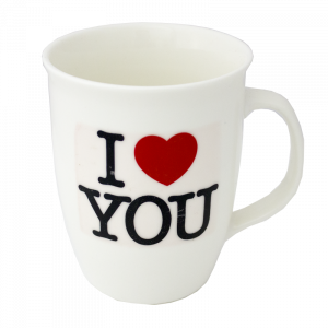 44ff53ca4a4a Κούπα Ι LOVE YOU 350ml