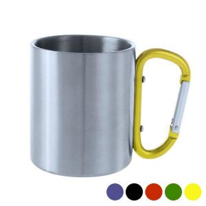 Κούπα με λαβή Carabiner - Κίτρινο