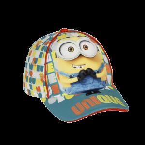Καπέλο Παιδικό Minions 7653